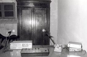 La sede del 1982